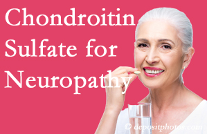 Executive Chiropractic of Iowa shares how chondroitin sulfate may help relieve West Des Moines neuropathy pain.