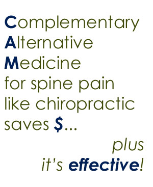 spine pain help from West Des Moines chiropractors