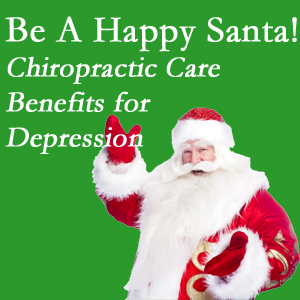 West Des Moines chiropractic care with spinal manipulation has some documented benefit in contributing to the reduction of depression.