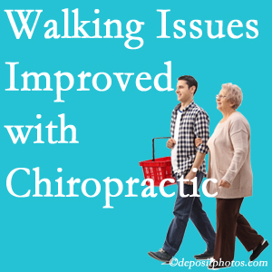 If West Des Moines walking is a problem, West Des Moines chiropractic care may well get you walking better.
