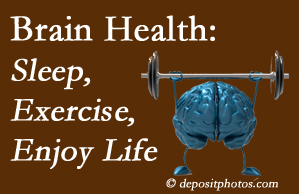West Des Moines chiropractic care of chronic low back pain incorporates advice for sleep, exercise and life enjoyment.
