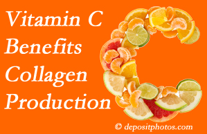 West Des Moines chiropractic offers tips on nutrition like vitamin C for boosting collagen production that decreases in musculoskeletal conditions.