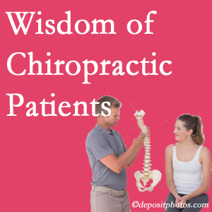 Many West Des Moines back pain patients choose chiropractic at Executive Chiropractic of Iowa to avoid back surgery.